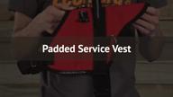 Padded Service Vests