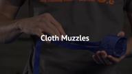 Standard Cloth Muzzle