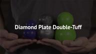 Diamond Plate Double-Tuff