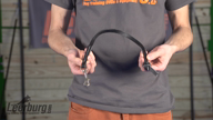 Leather Obedience Leashes